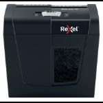 Rexel Secure X6 paper shredder Cross shredding 70 dB Black