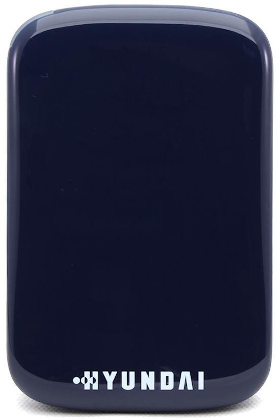 SSD Hyundai 750GB External USB3 Blue