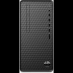 HP Desktop - M01-F0014 DDR4-SDRAM 3200G Mini Tower AMD Ryzen 3 8 GB 256 GB SSD Windows 10 Home PC Black