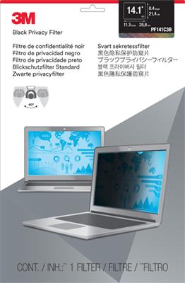 "3M 14.1"" Standard Laptop Privacy Filter"
