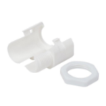 Cablenet PVF25WH cable clamp White 10 pc(s)