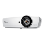 Optoma EH470 beamer/projector Standard throw projector 5000 ANSI lumens DLP 1080p (1920x1080) 3D Wit
