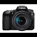 Canon EOS 90D SLR Camera Body 32.5 MP CMOS 6960 x 4640 pixels Black