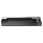 HP 2570p Docking Station Black notebook dock/port replicator