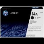 HP 14A Origineel Zwart 1 stuk(s)