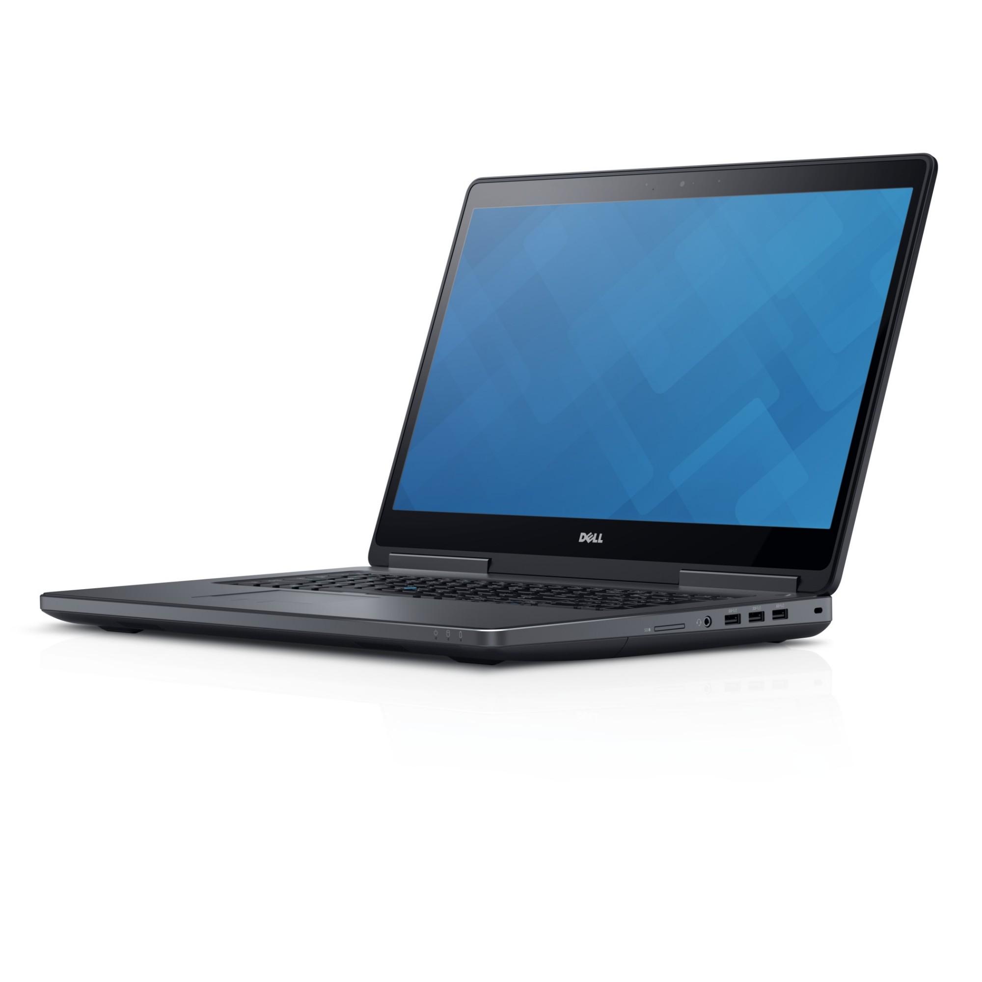 """DELL Precision M7710 2.9GHz E3-1535MV5 17.3"""" 1920 x 1080pixels Black,Graphite Mobile workstation"""