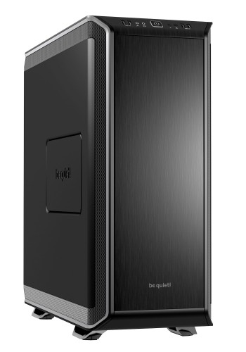 be quiet! Dark Base 900 Midi ATX Tower Black,Silver