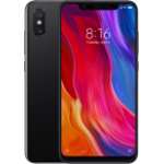 "Xiaomi Mi 8 15,8 cm (6.21"") 6 GB 128 GB SIM doble Negro 3400 mAh"
