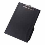 Q-CONNECT KF01296 clipboard Black