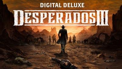 Nexway Desperados III - Digital Deluxe Edition PC De lujo