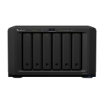 Synology DiskStation DS1618+ NAS Desktop Ethernet LAN Black