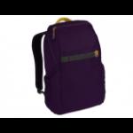 """STM Saga notebook case 38.1 cm (15"""") Backpack case Purple"""