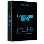 F-SECURE SAFE Full license 1 year(s) Multilingual