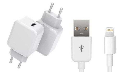 CoreParts MBXUSB-AC0006 mobile device charger White Indoor