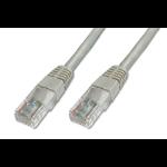 ASSMANN Electronic Cat.5e, U-UTP, 3m cable de red Cat5e U/UTP (UTP)