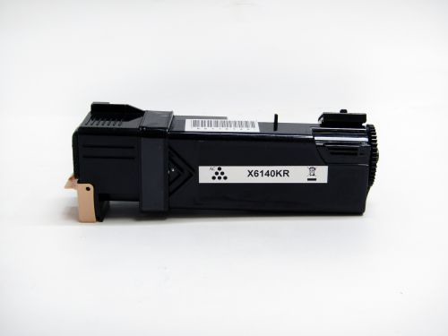 Remanufactured Xerox 106R01480 Black Toner Cartridge