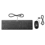 HP T6T83AA keyboard USB Black