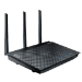 ASUS RT-AC66U router inalámbrico Doble banda (2,4 GHz / 5 GHz) Gigabit Ethernet Negro