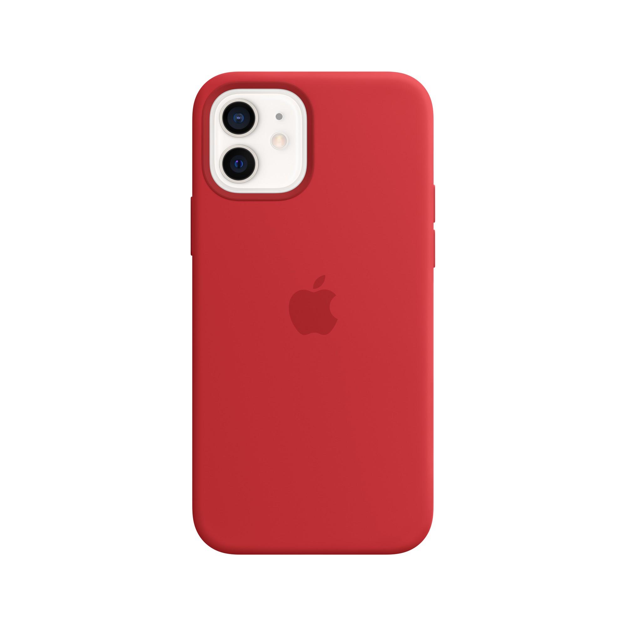"Apple MHL63ZM/A funda para teléfono móvil 15,5 cm (6.1"") Rojo"