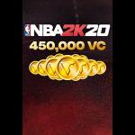 Microsoft NBA 2K20 450,000 VC