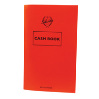 Silvine CASH BOOK 159X95MM PK24