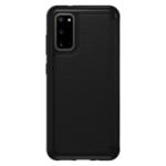 OtterBox Strada Folio Series for Samsung Galaxy S20, black