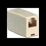 Microconnect Adapter RJ11-RJ11 White