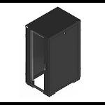 Eaton REB27608SPBE Freestanding Black rack