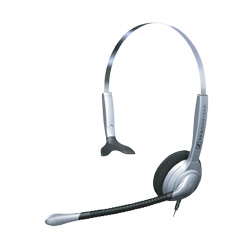 Sennheiser SH 330 Headset Silver