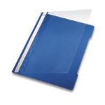 Leitz Standard Plastic File A4 Orange PVC Orange report cover