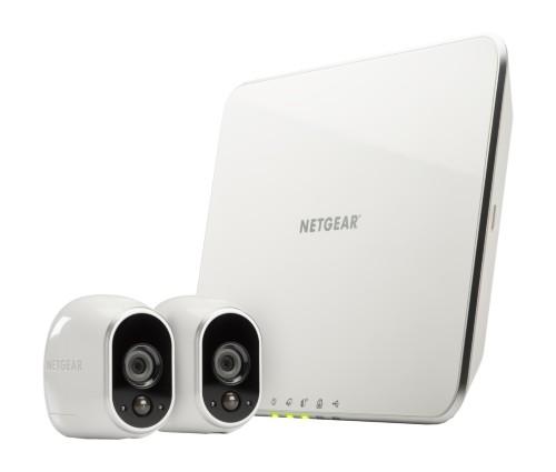 Netgear VMS3230-100EUS IP security camera Indoor & outdoor Bullet White 1280 x 720pixels security camera