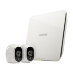 Netgear VMS3230-100EUS IP security camera Indoor & outdoor Bullet White security camera