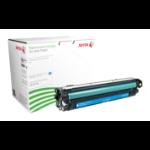 Xerox Cyaan toner cartridge. Gelijk aan HP CE341A. Compatibel met HP Colour LaserJet M775