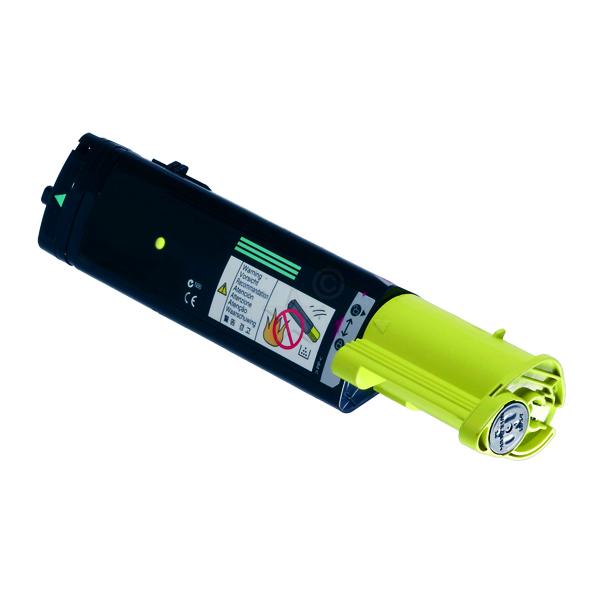 Remanufactured Epson S050554 Yellow Toner Cartridge