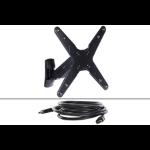 "PROPER AV Proper Swing Arm TV Wall Bracket 23"" to 55"" & 3m HDMI Cable"