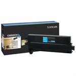 Lexmark C9202CH Toner cyan, 14K pages @ 5% coverage
