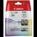 Canon PG-510/CL-511 Multi Pack cartucho de tinta Original Negro, Cian, Magenta, Amarillo Multipack 2 pieza(s)