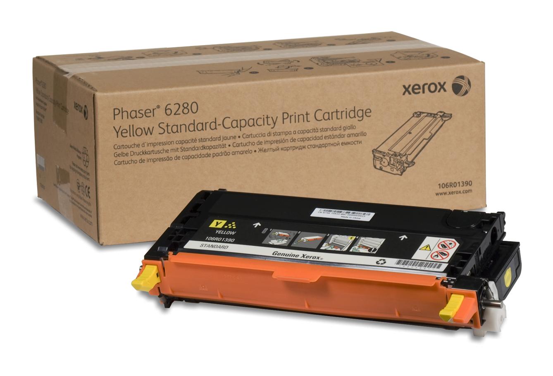 Xerox Tóner Amarillo De Capacidad Normal (2.200 Páginas)