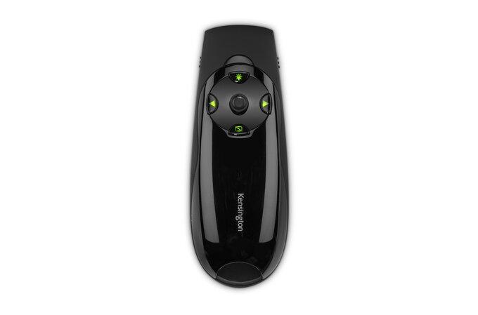 Kensington Control del cursor inalámbrico con láser verde y memoria