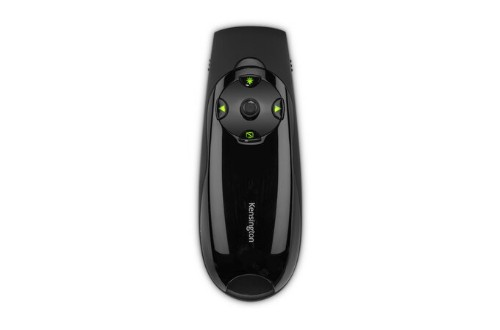 Kensington Presenter Expert Wireless Cursor Control with Green Laser and Memory