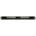 Cablenet 16 Port Cat6 UTP 1u Patch Panel