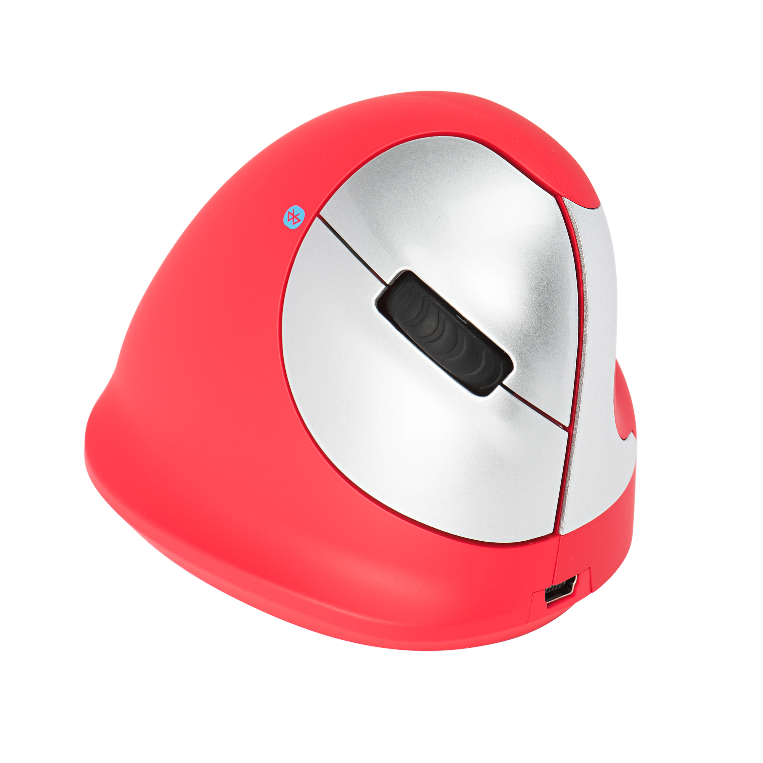 R-GO HE ERGONOMIC MOUSE MEDIUM RIGHT HAND BLUETOOTH RED  IN