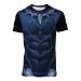 Marvel Black Panther Men's Sublimation T-Shirt, Medium, Multi-colour (TS764820MVL-M)