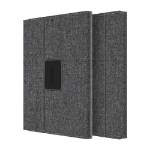 "Incipio Carnaby 26.7 cm (10.5"") Folio Grey"