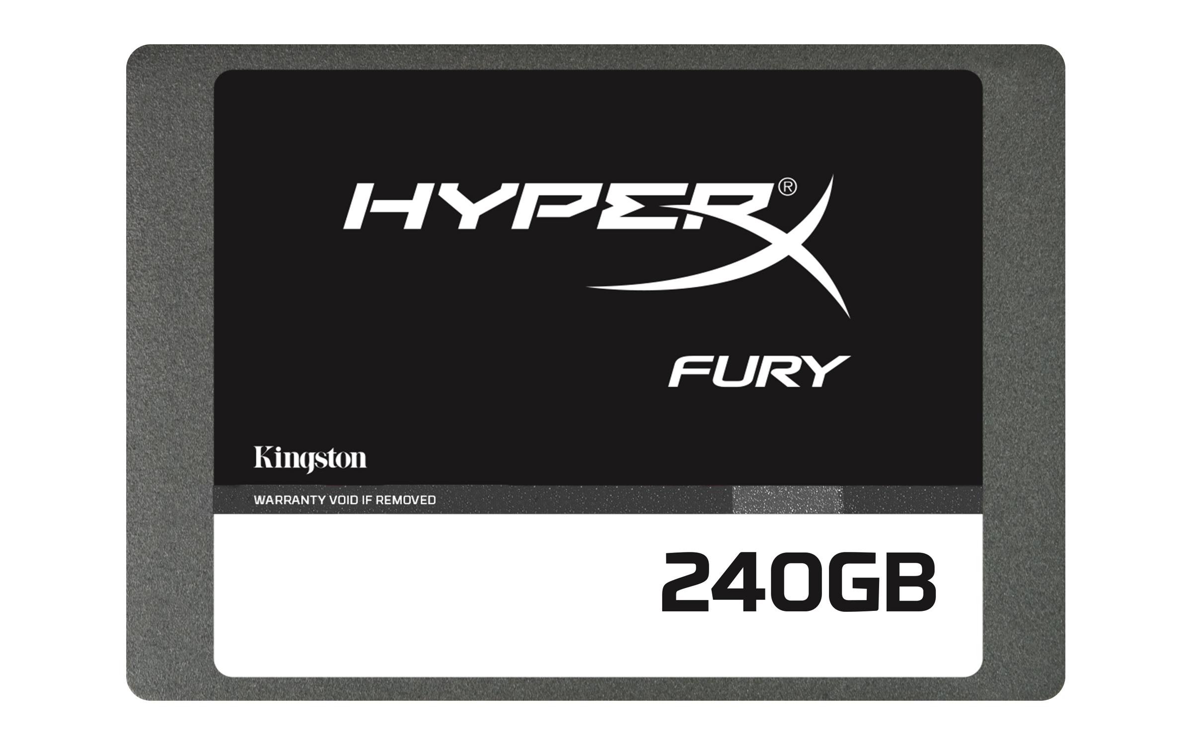 HyperX FURY SSD 240GB 240GB