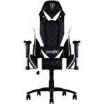 ThunderX3 TGC15BW Padded seat Padded backrest office/computer chair