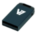 V7 Nano USB 2.0 16GB USB flash drive USB Type-A Zwart