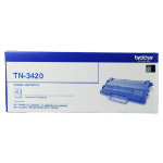 Brother TN-3420 Mono Laser Toner - High Yield to suit HL-L5100DN, L5200DW, L6200DW, L6400DW & MFC-L5755DW ,