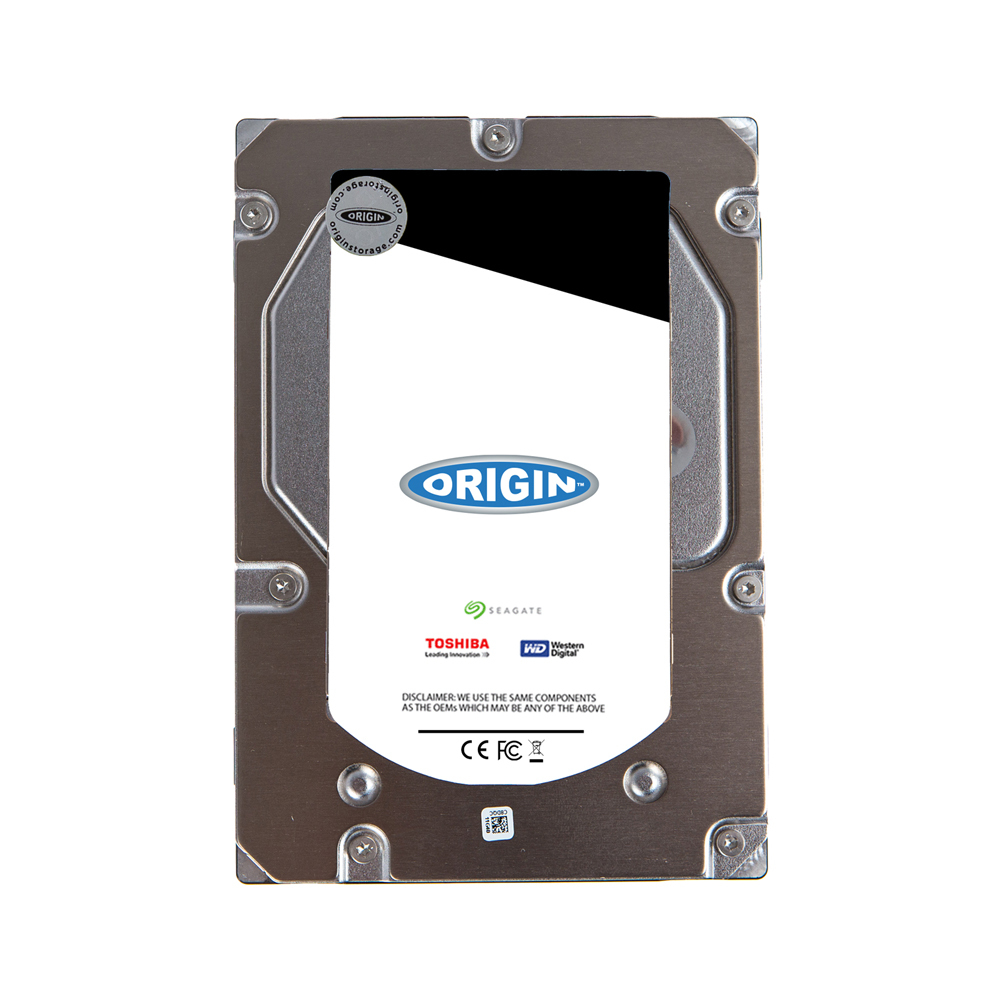 Origin Storage 1.8TB 10K SAS HD Kit 3.5in Fujitsu RX300