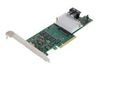 Fujitsu PRAID EP400i RAID controller PCI Express x8 12 Gbit/s